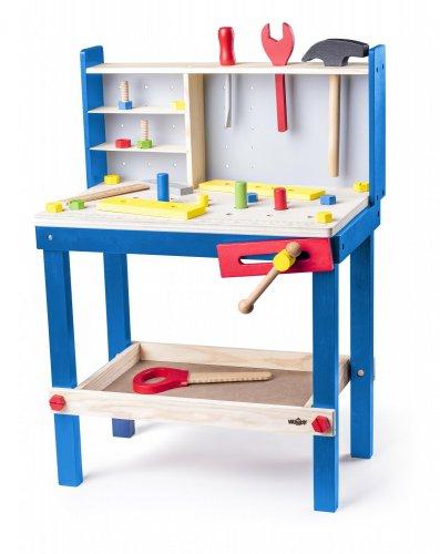 Woody Stol Warsztatowy Dla Dzieci 7237798767 Oficjalne Archiwum Allegro