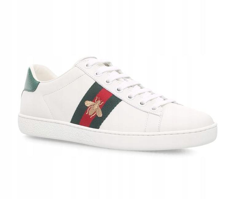 Sneakersy Gucci Pszczola Klasyczny Model Rozm 40 7713461276 Oficjalne Archiwum Allegro