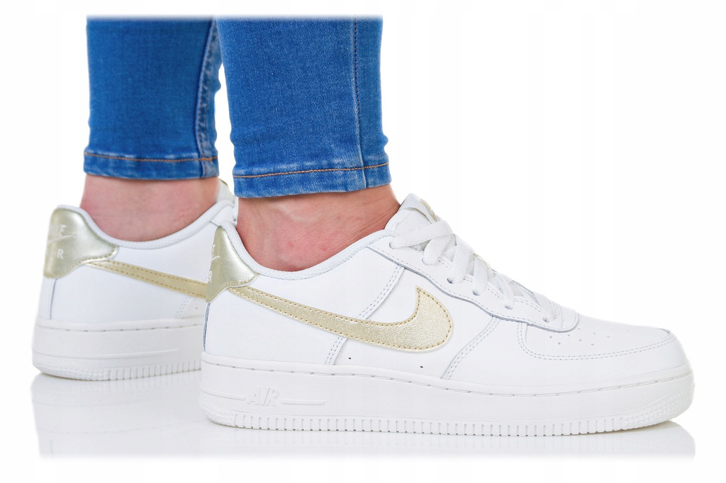 BUTY NIKE AIR FORCE 1 (GS) 314219 127 R. 38