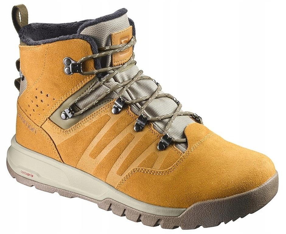 Buty zimowe ocieplane SALOMON RODEO Damskie Więcej niż