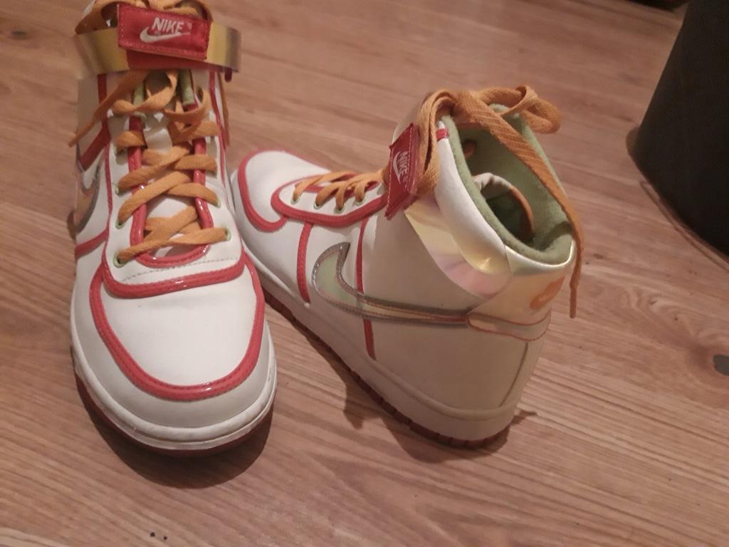 buty nike edycja limitowana