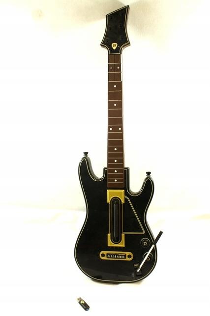 Gitara Guitar Hero Live Adapter 7708974776 Oficjalne Archiwum Allegro
