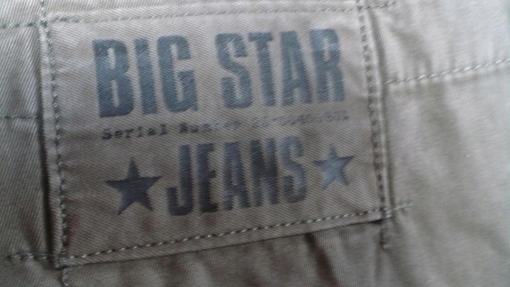 Spodnie męskie BIG STAR