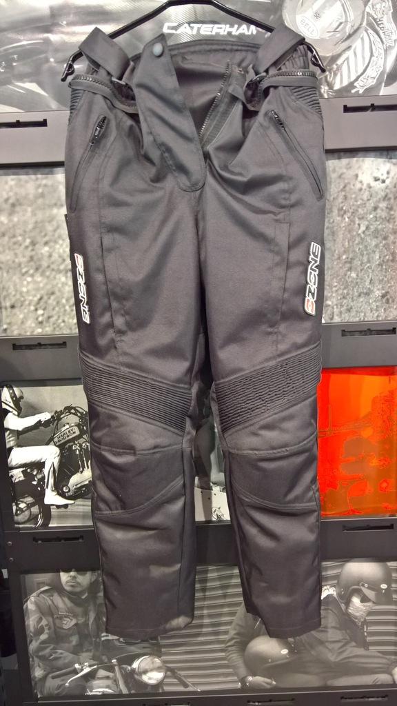 Spodnie tekstylne Ozone Damskie Uni Black roz. DL