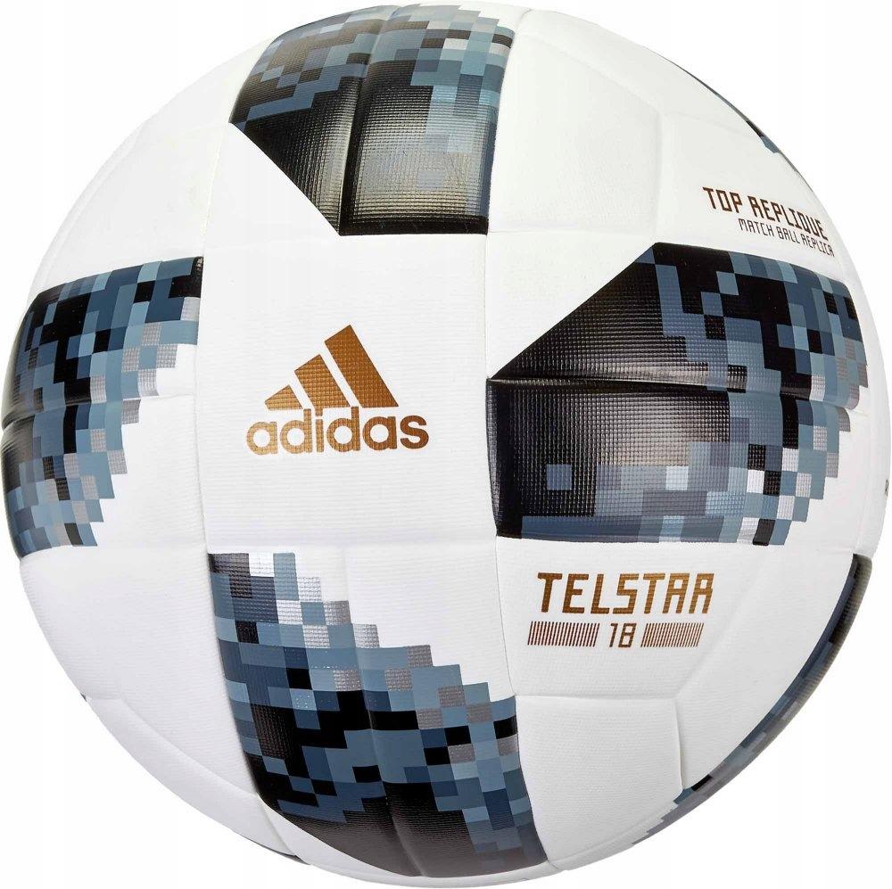 Pilka Mundial 2018 Rosja Adidas Ce8091 Telstar 18 7556788942 Oficjalne Archiwum Allegro
