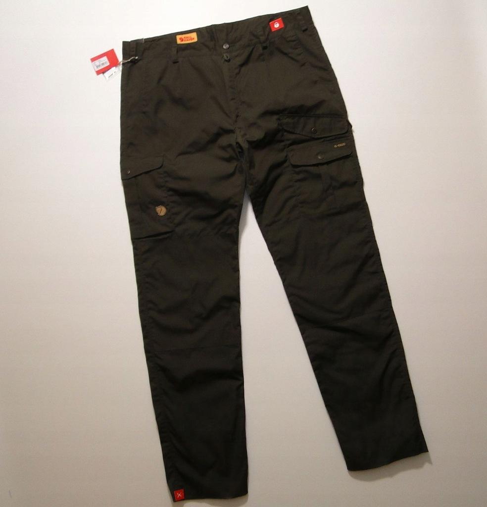 Spodnie FjallRaven Iceland G 1000 Dark Olive 60