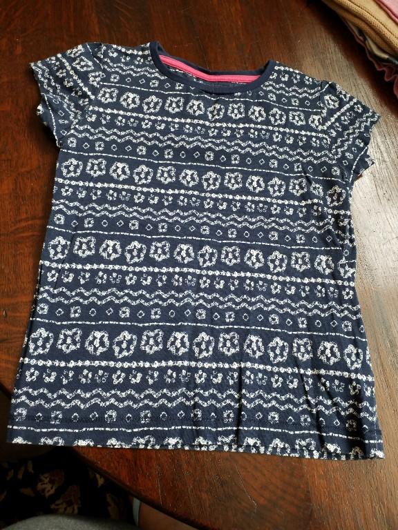 1280# TU koszulka 98/104 cm