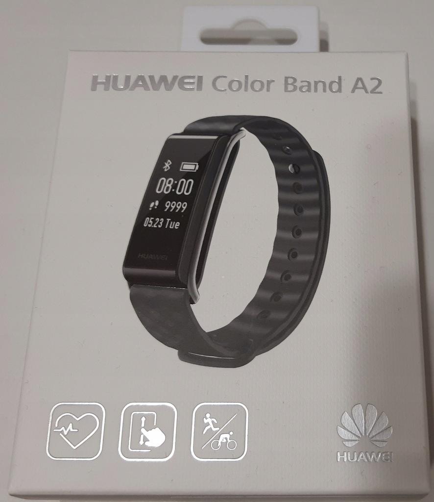 Smartband Huawei Color Band A2 Czarny