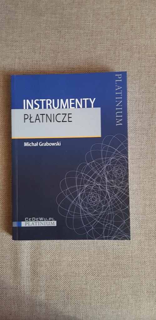 Michał Grabowski Instrumenty Płatnicze Cedewu