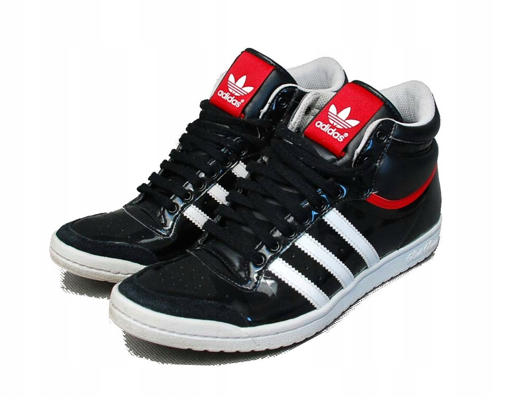 Buty adidas sleek series 39 13 oldschool wysokie, za
