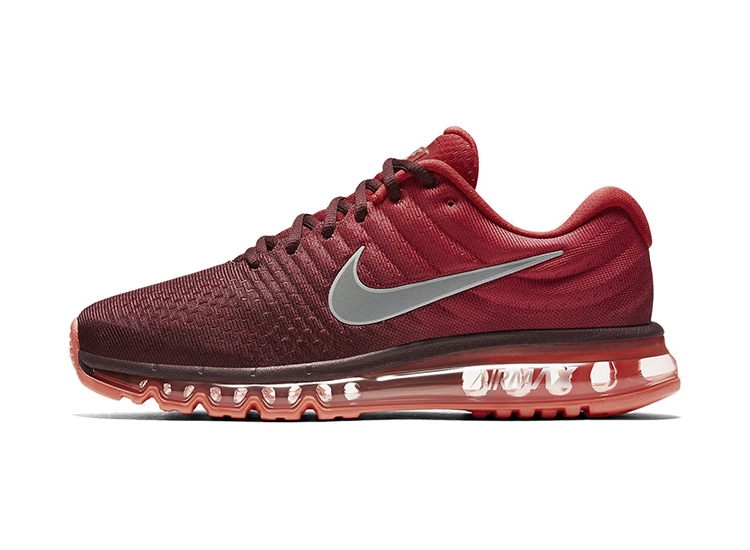 buty nike air max 2017 bordo
