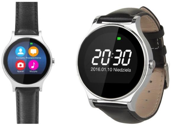 OKAZJA! Smartwatch KRUGER&MATZ STYLE KM0431