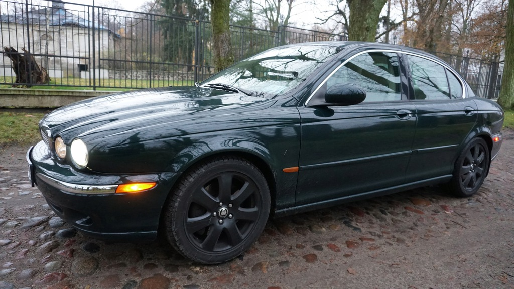 Jaguar X-Type 2004 3.0V6 LPG AWD - 7668543046 - oficjalne ...