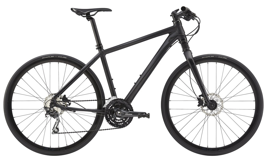 Cannondale Bad Boy 2, 2016 Fatty Shimano DEORE
