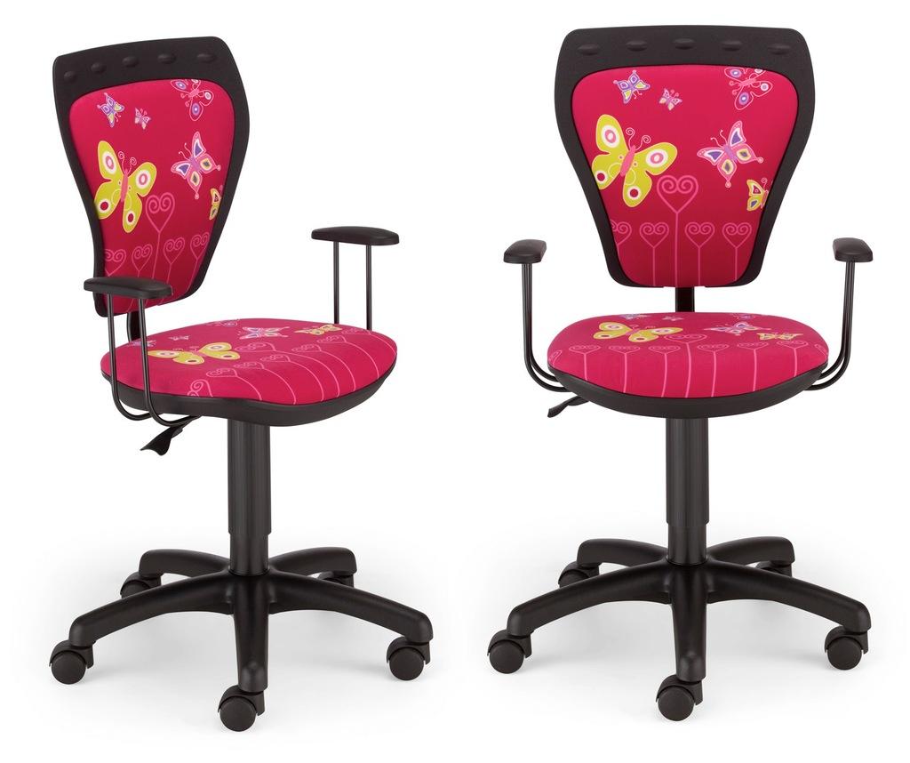 Krzesło dla dziecka MINISTYLE Butterfly Nowy Styl