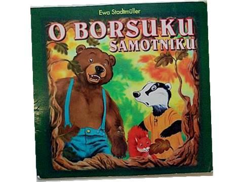 O Borsuku Samotniku E Stadtmuller