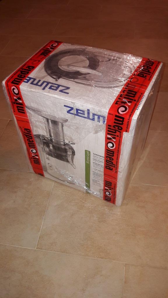 SOKOWIRÓWKA ZELMER 496 ZJE1700S moc 700W 7178745627