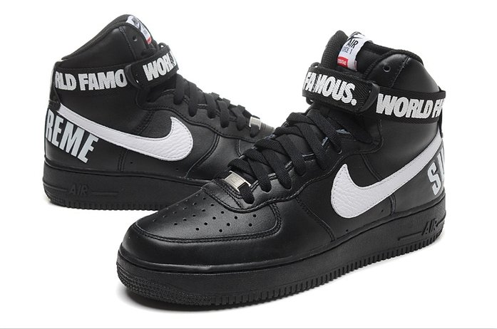 Nike Air force 1 High Supreme SP (698696 010)