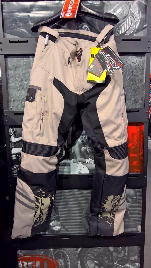 Spodnie tekstylne RST Adventure Sand roz. XXL