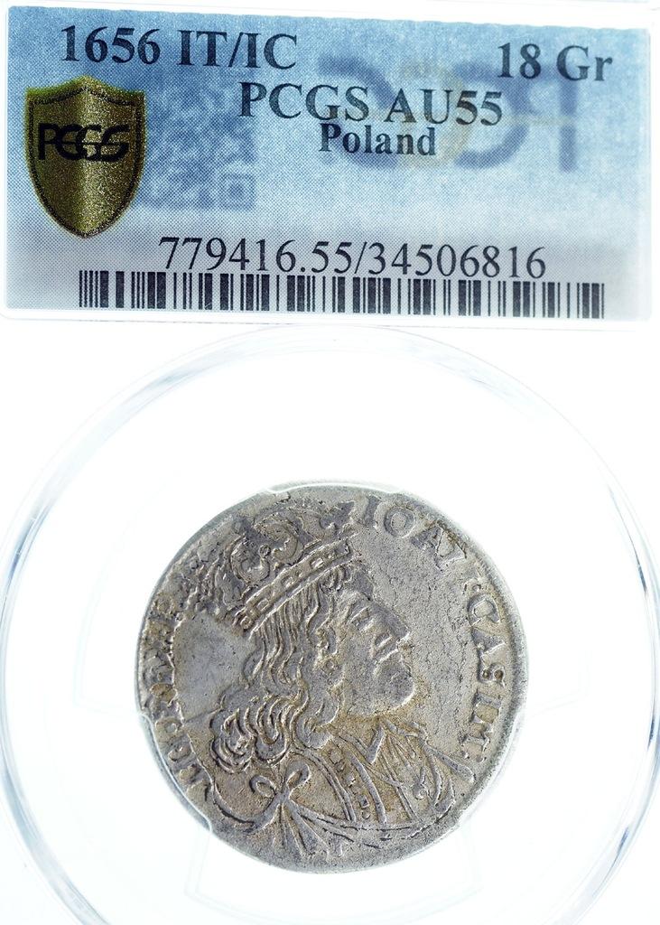 4666A Ort 1656 IC Polska Kraków J. Kazimierz AU55