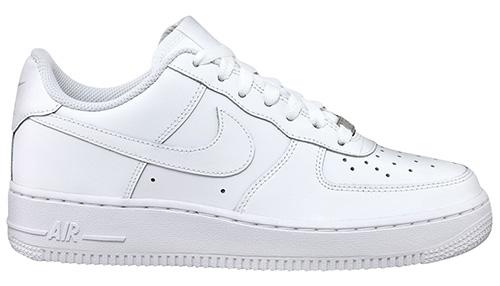 Białe Nike Air Force 1 Mid roz. 36,5 (23,5cm) white