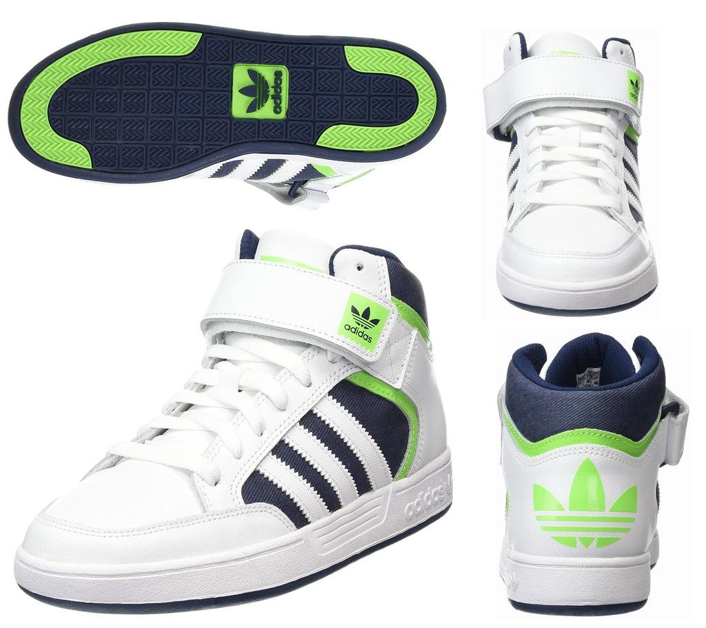 Adidas Varial Mid buty sportowe męskie 43 13