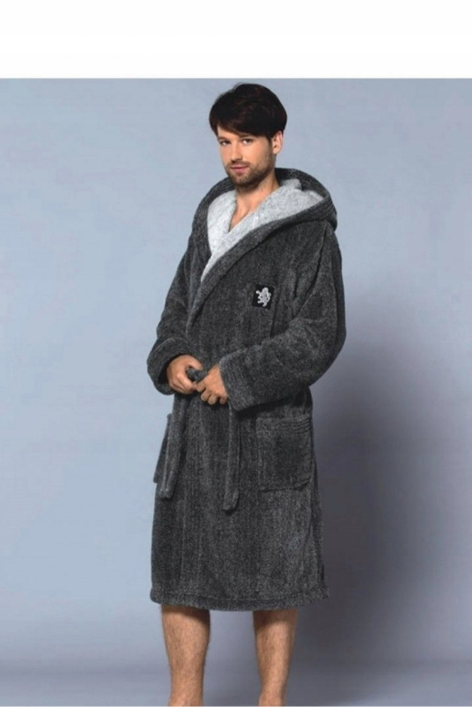 Szlafrok Model Bruce Melange