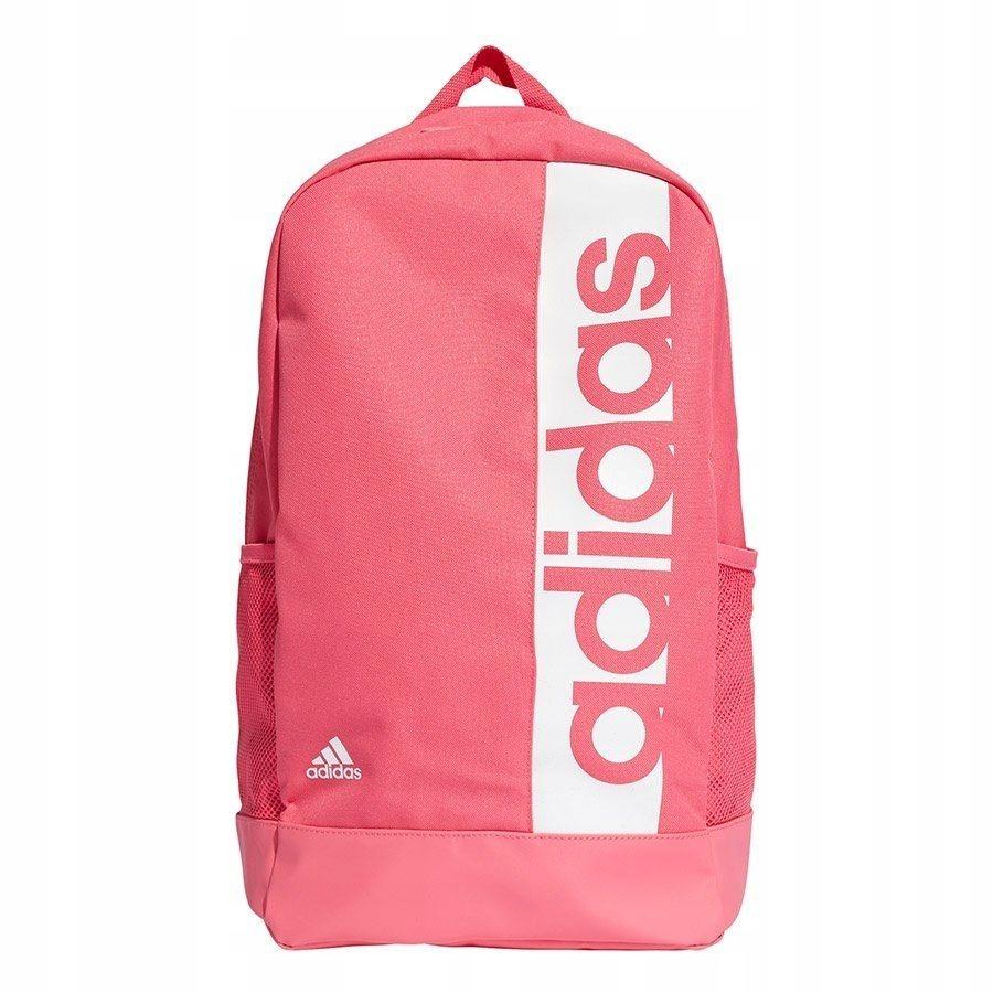 Plecak szkolny dla dziewczynki adidas różowy