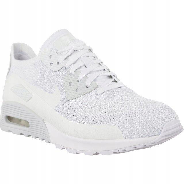 38 Nike Air Max 90 WHITE Damskie Sneakersy MODNE