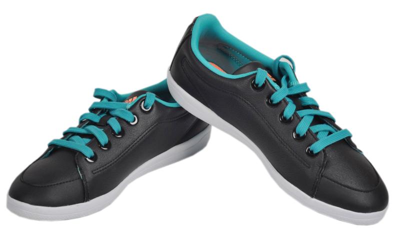 Buty sportowe Adidas, wysokie, zima, czarne, R. 38 23