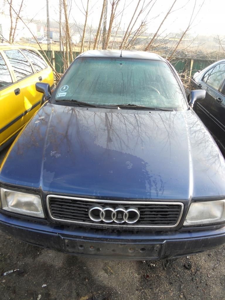 Audi 80 B4 Na Czesci Maska Przod Z Atrapa 7118415301 Oficjalne Archiwum Allegro