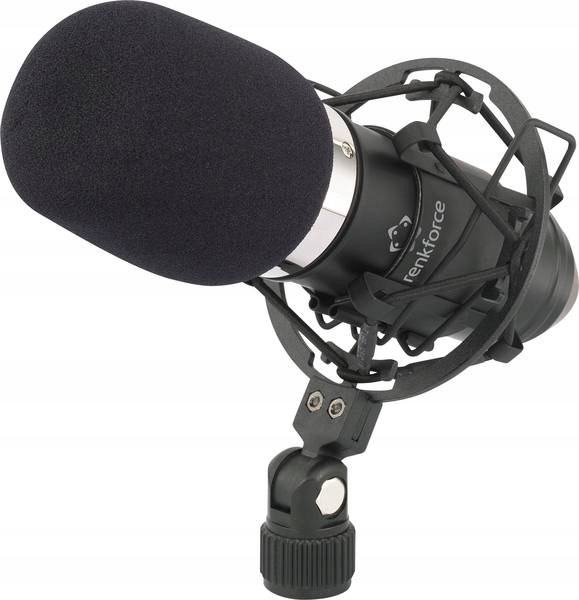 Mikrofon studyjny Renkforce AT-100, 200 Om XLR
