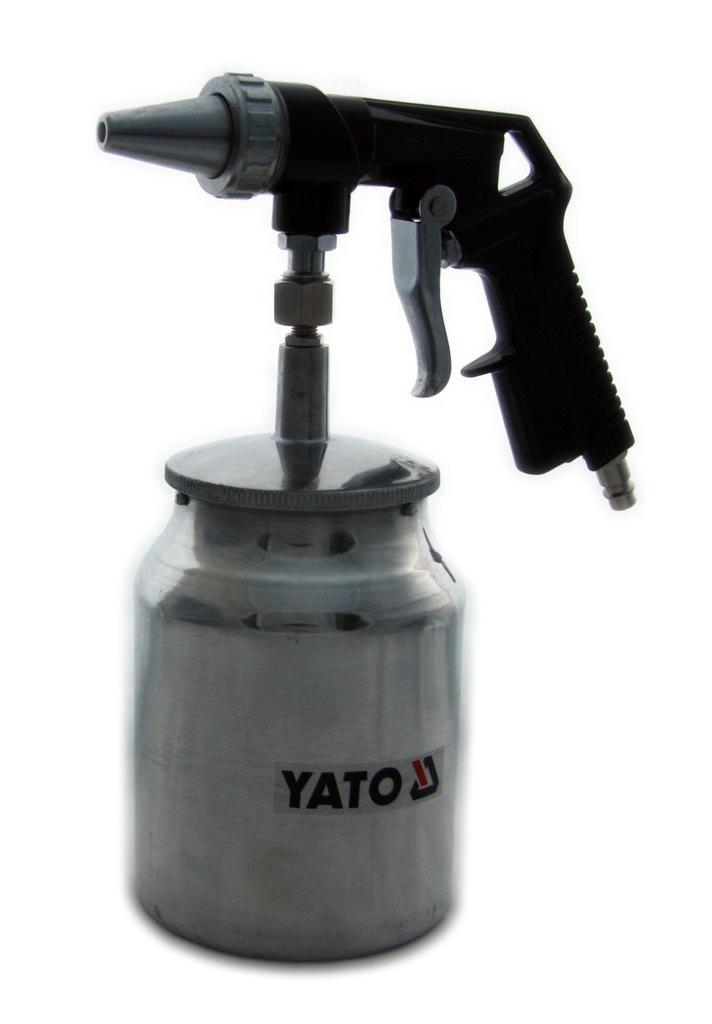 Pistolet do piaskowania zbiornik 1L YT-2376 YATO