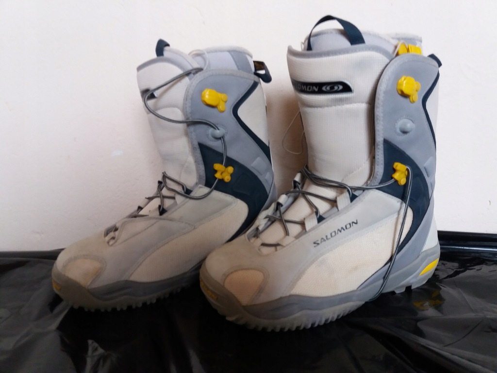 Buty snowboardowe Salomon rozm.42,dl.wkladki 26,5 cm Super