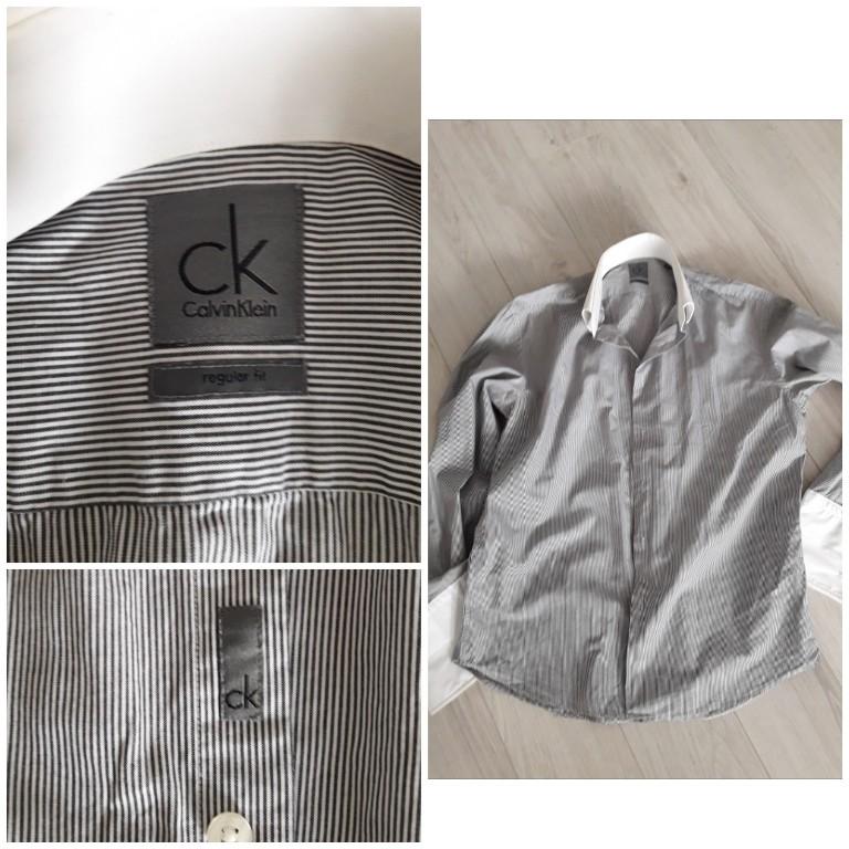 Mega paka ubrań CK,Hollister,Lacoste,Hugo Boss XL