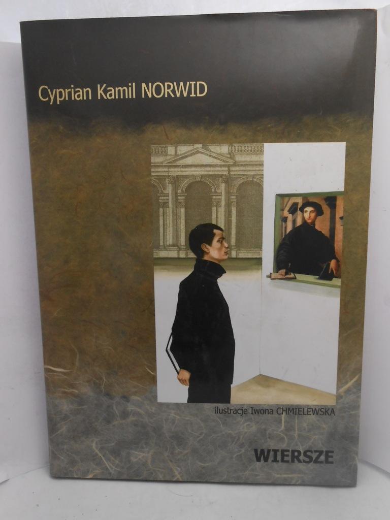 Wiersze Cyprian Kamil Norwid