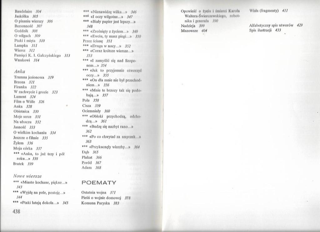 Wiersze I Poematy Władysław Broniewski