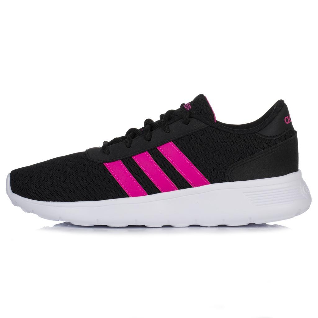 Buty damskie adidas Lite Racer czarne BB9835 7169337632