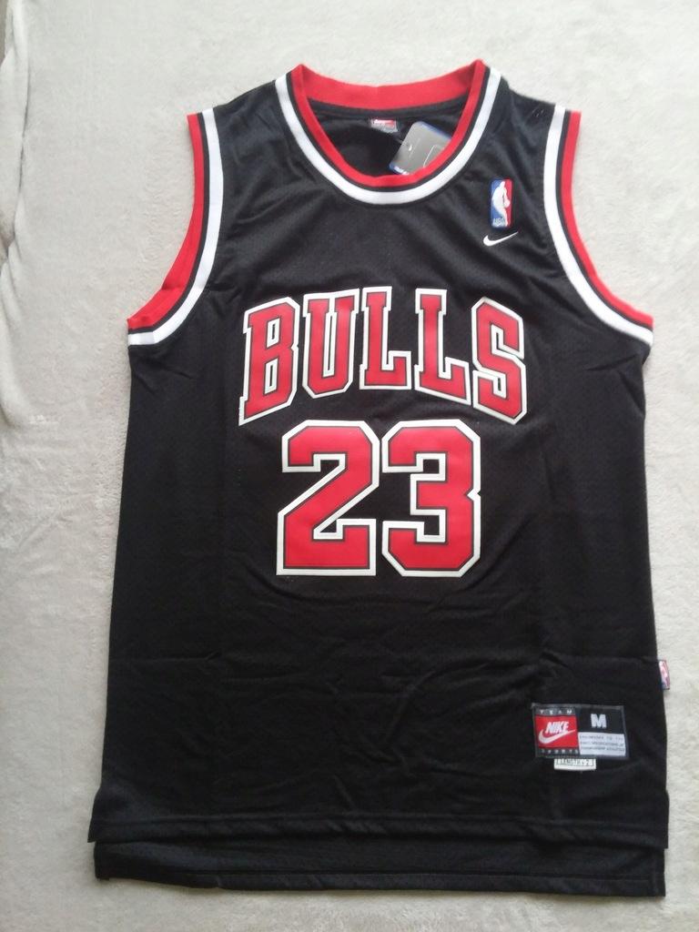 Michael Jordan Koszulka NBA Chicago Bulls T Shirt
