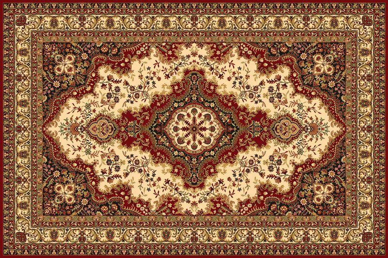 Dywan Agnella Isfahan Almas Bursztyn 200 x 300