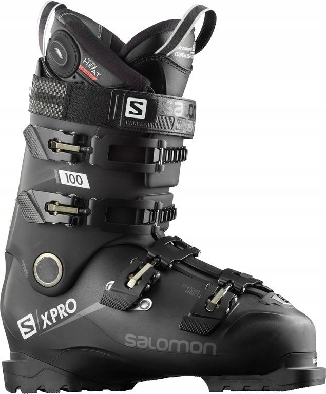 Salomon X Pro Custom Heat Ski Boots 2018