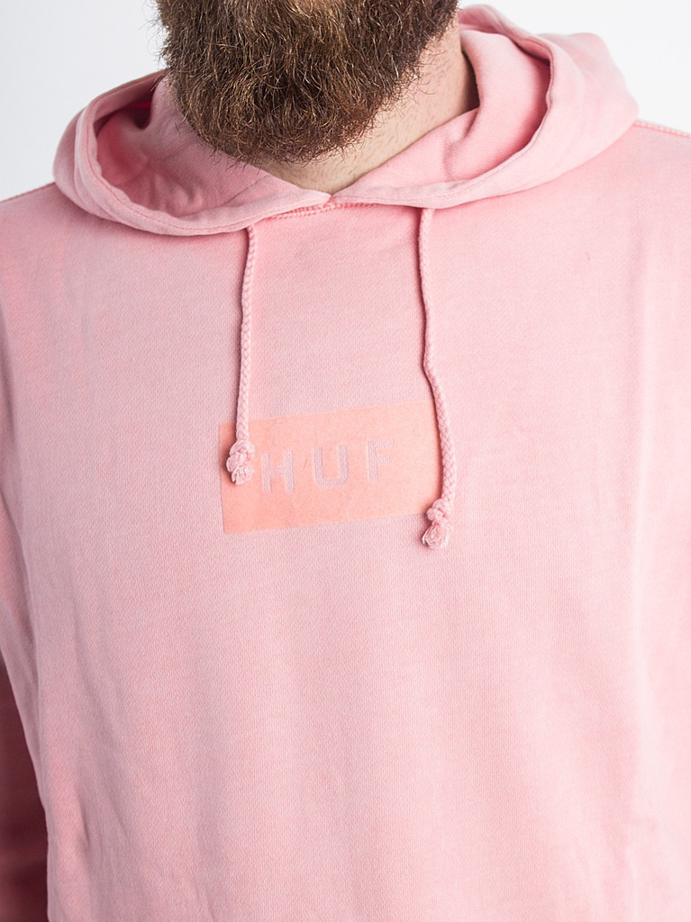 Modna Bluza Huf Bar Logo Rose rozm M