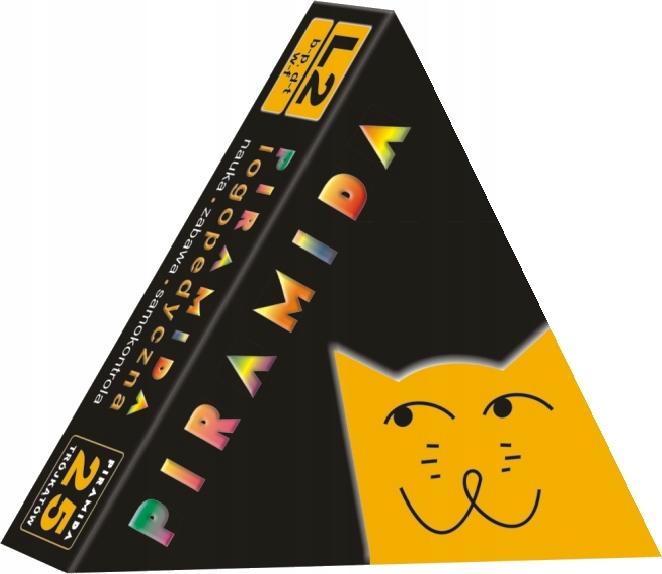 Epideixis Gra Piramida Logopedyczna L2 7476008714 Oficjalne Archiwum Allegro