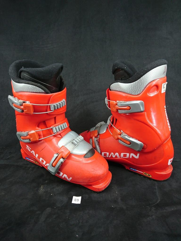 Buty narciarskie SALOMON PERFORMA T3 26 cm