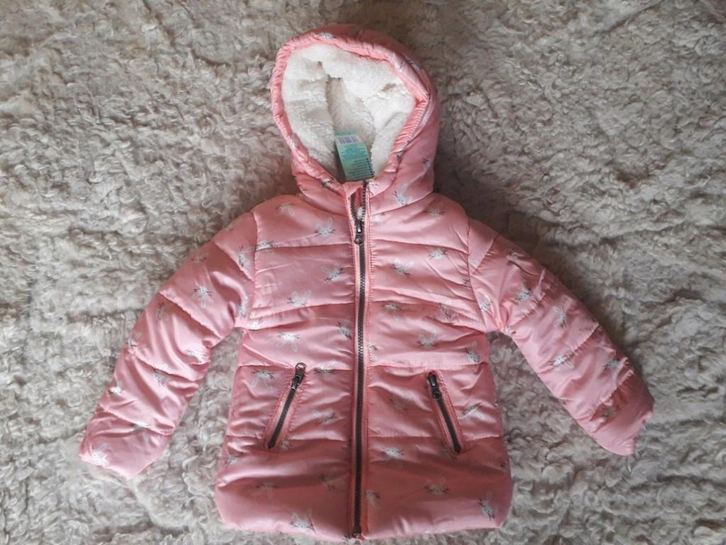 pepco kurtka zimowa dla dziwczynki rozmiasr 152