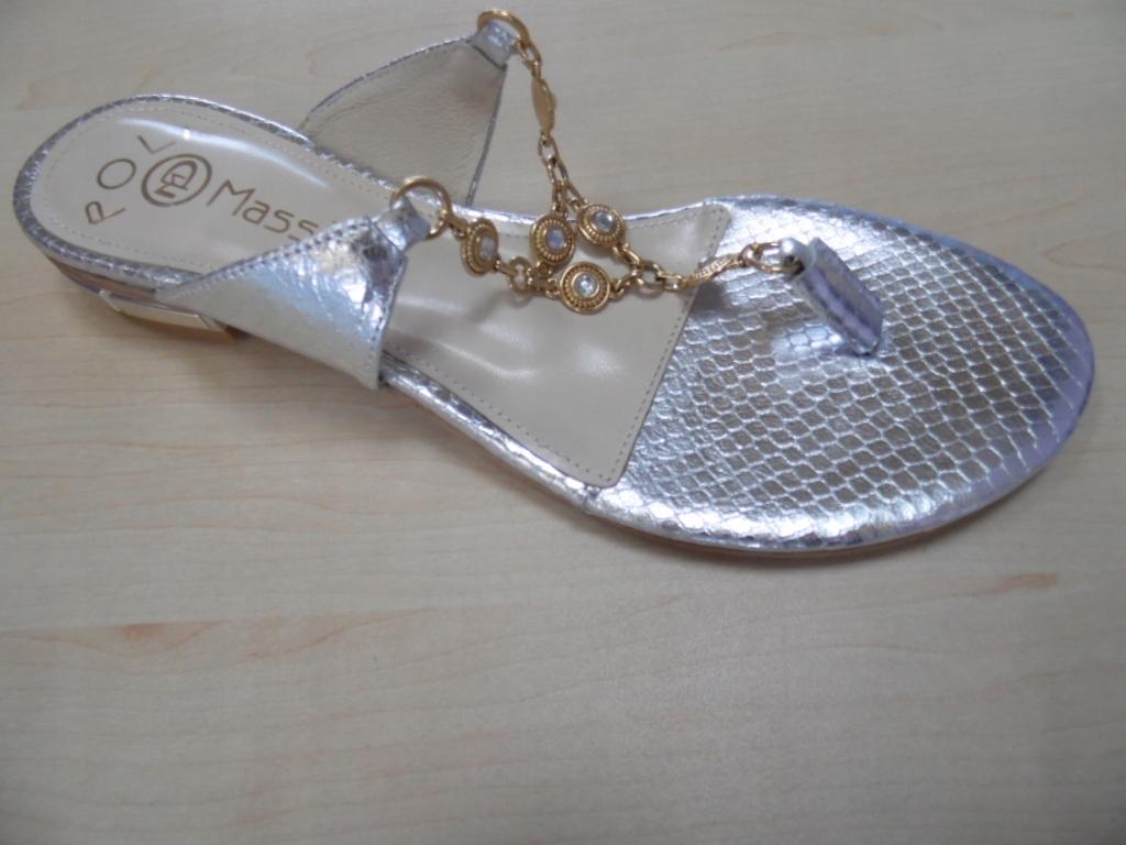 eleganckie -JAPONKI - złoto i srebro - MASSIMO POL