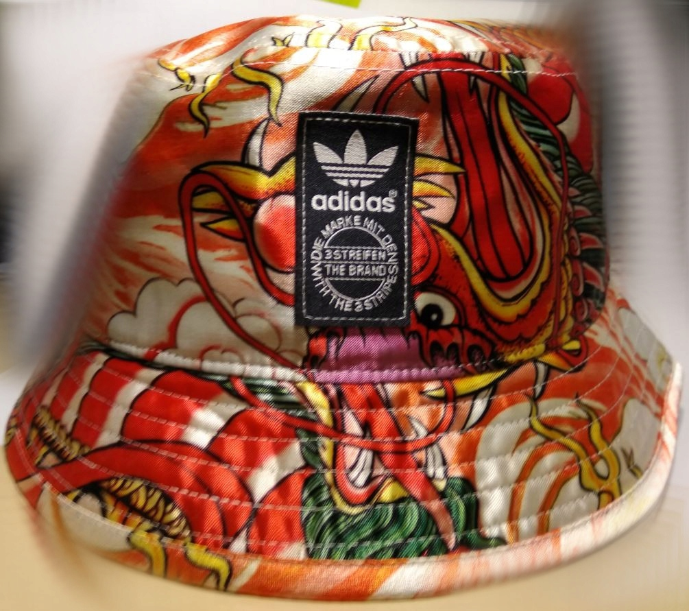 Kapelusz Adidas Originals Bucket Hat Rita Ora