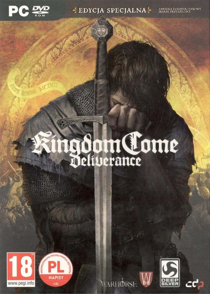 Kingdom Come Deliverance - Edycja Kolekcjonerska PC w