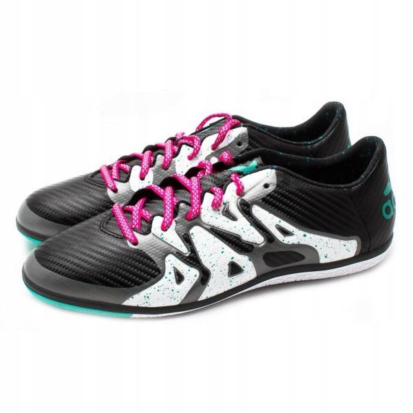 Buty halowe Adidas X 15.3 IN S78182 r.42