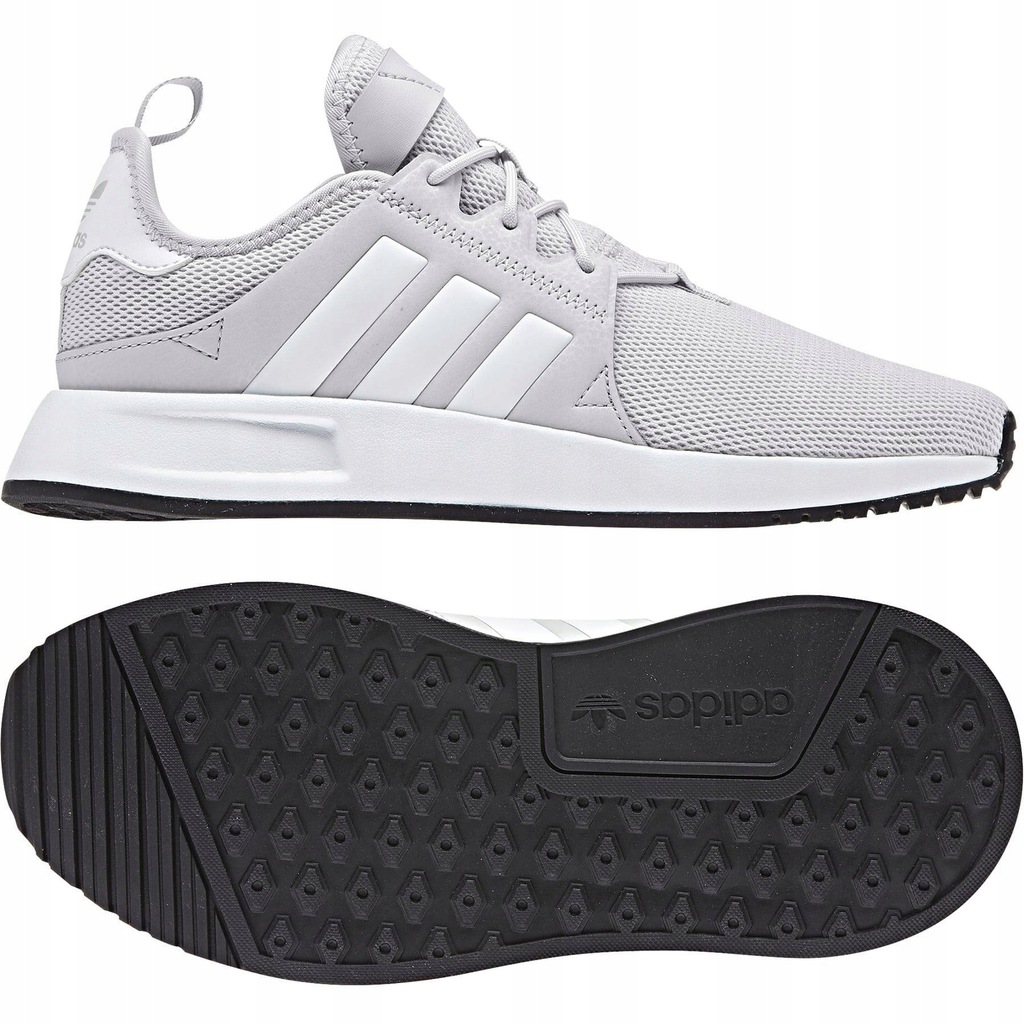 Buty damskie sneakersy adidas Originals X_Plr BY9879 czarnyszary    CZARNY